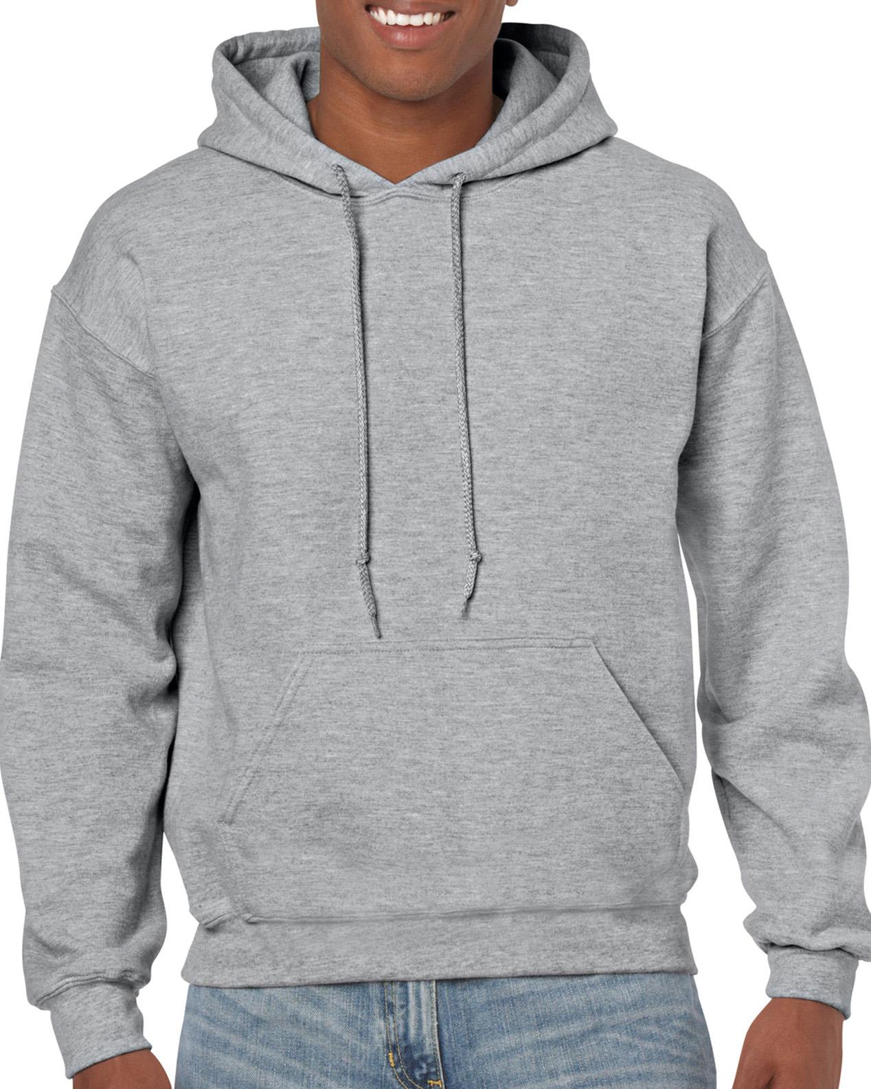 Gildan Heavy Blend Adult Hooded Sweatshirt 18500