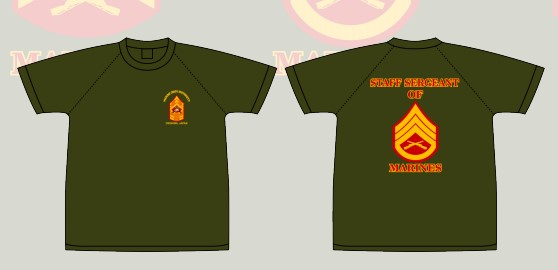 Staff Sergeant of Marines